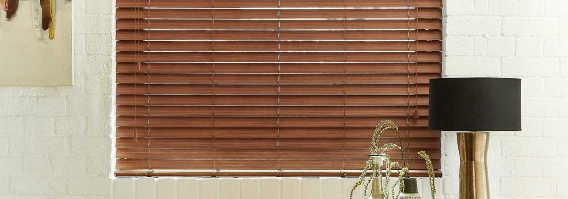 Wooden Blinds Alpha Blinds Leicestershire